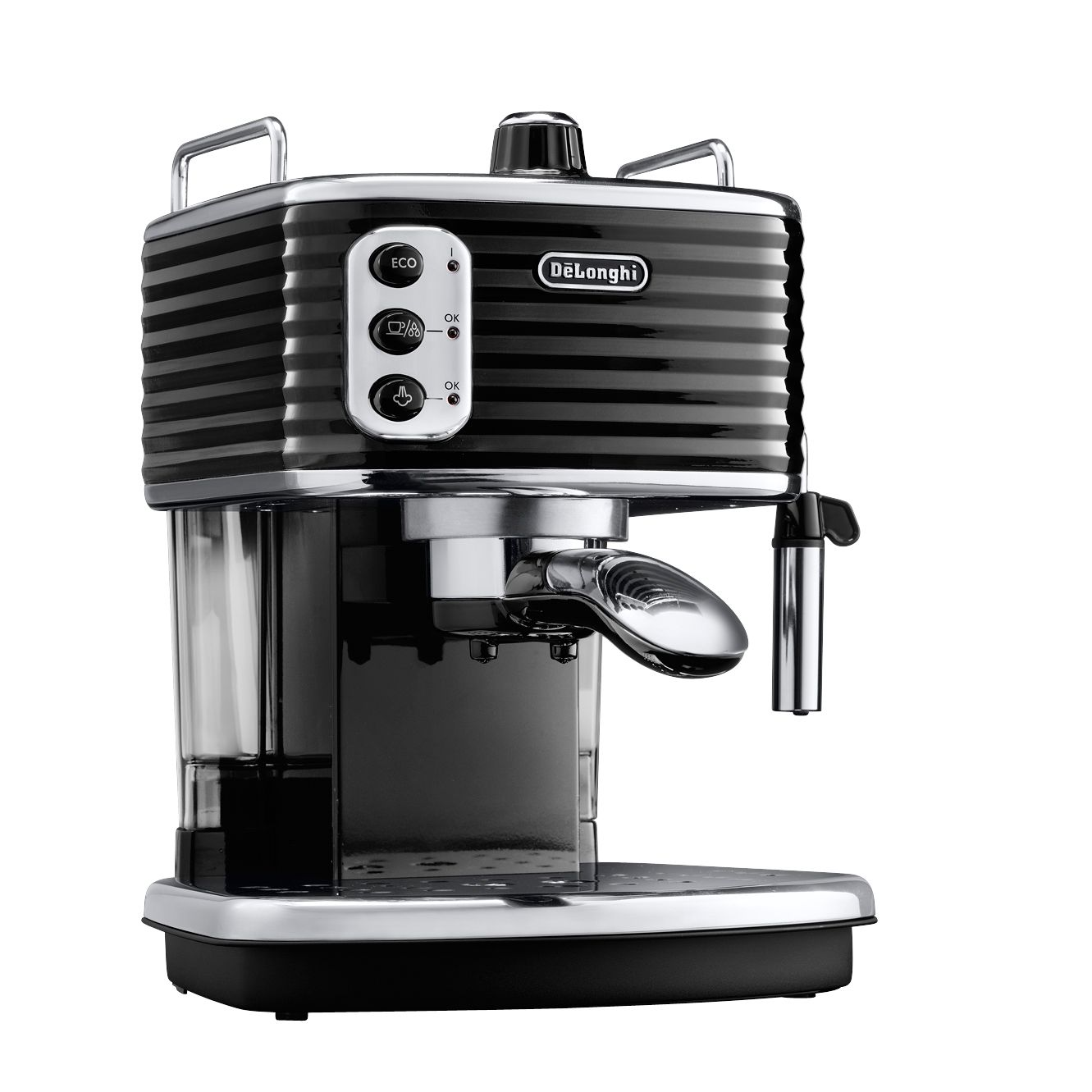 Italian Coffee Maker John Lewis : Buy De Longhi Scultura ECZ351 Coffee Machine John Lewis